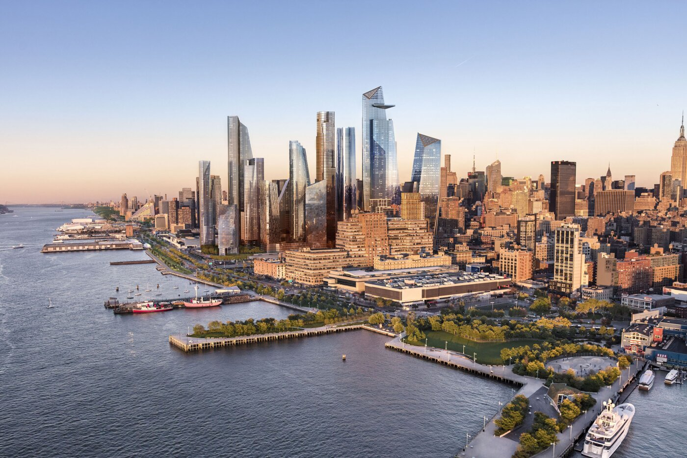 Hudson Yards / New York, USA