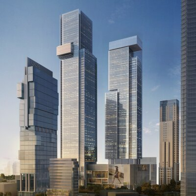 Thamrin 9 Tower 1