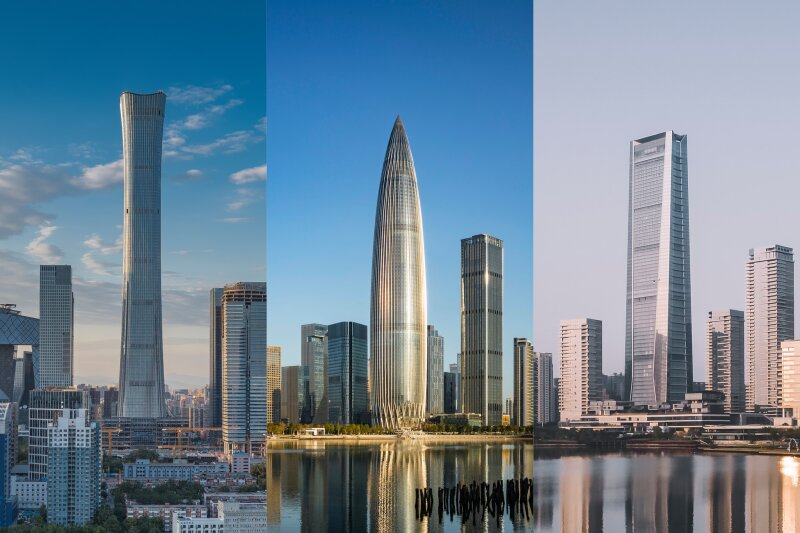 The CTBUH's Year in Review: Three of 2018's 10 Tallest Towers Designed by KPF