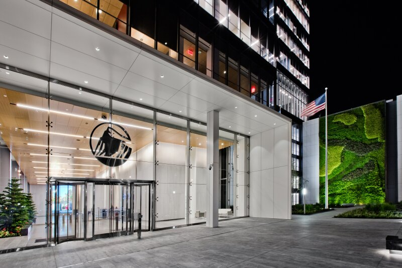 Prudential Newark Receives LEED Gold Certification