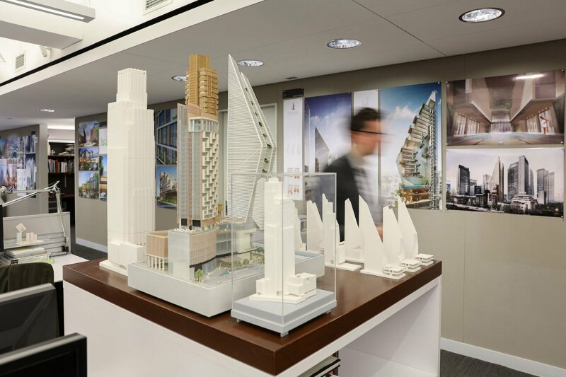 KPF Showcases Design Process at Architectural League's First Friday