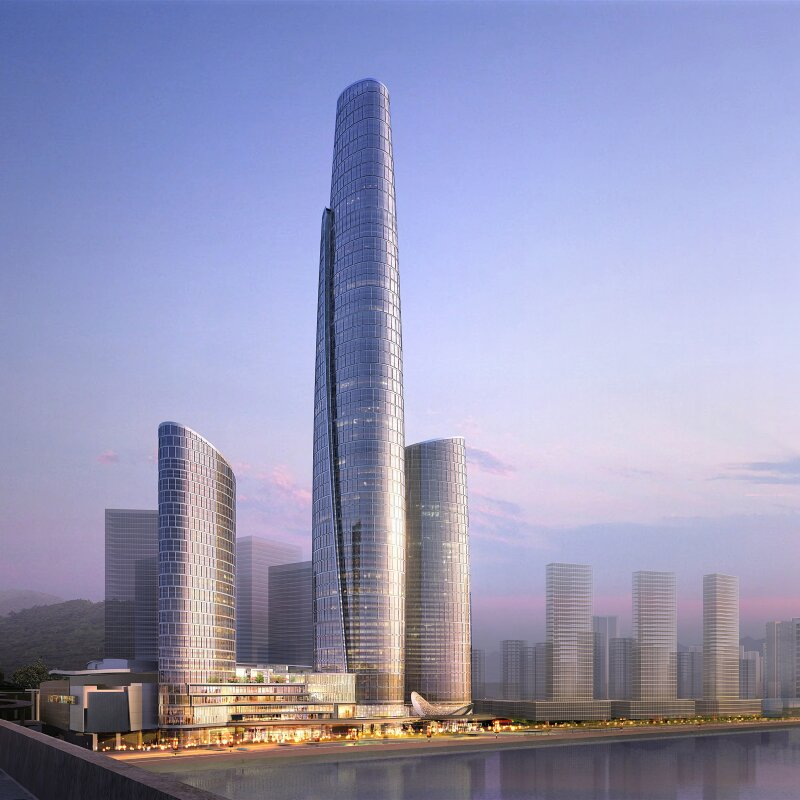 Chongqing International Trade and Commerce Center