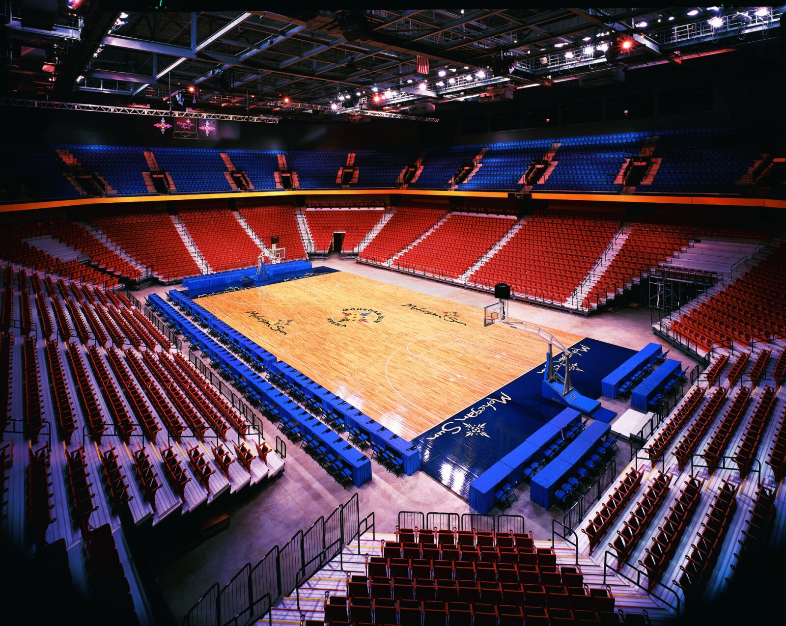 Mohegan Sun Resort Casino Arena