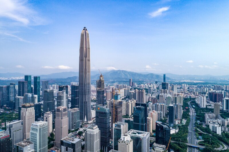 The Ping An Finance Centre Wins Gold at CTBUH Awards, Five KPF Projects Receive Honors