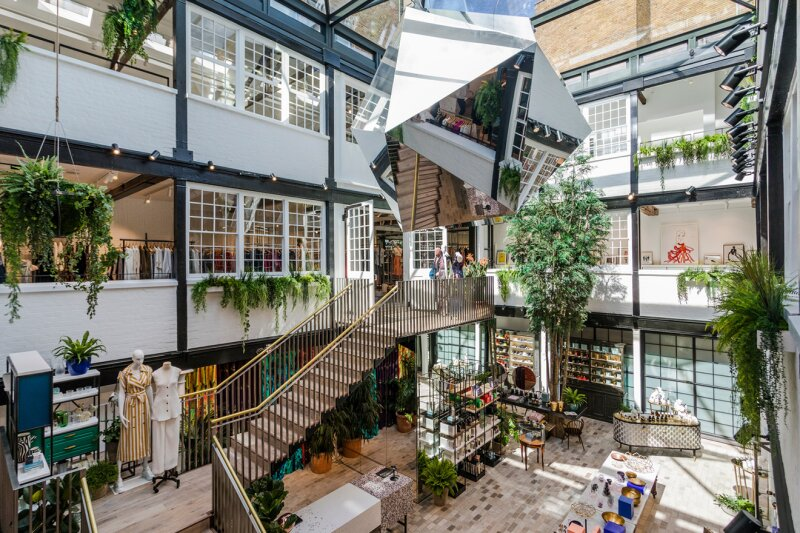 Covent Garden projects announced as finalists in the AJ Retrofit Awards