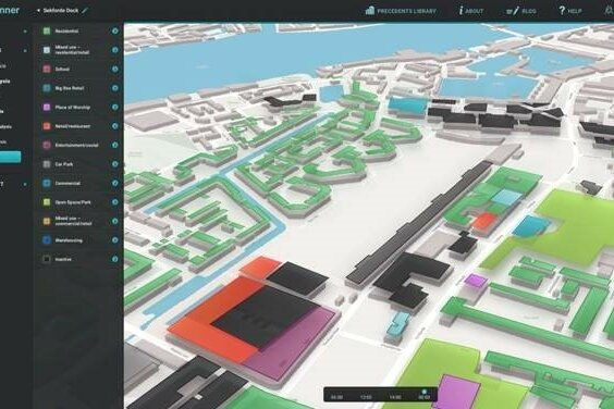 The Future of Masterplanning: KPF and Connected Places Catapult Present a New Digital Tool at the London Festival of Architecture