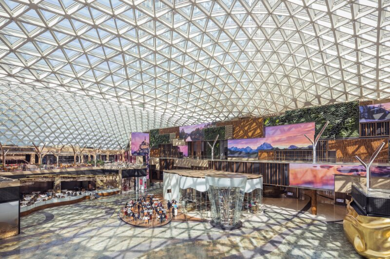 KPF-designed MGM COTAI Achieves a GUINNESS WORLD RECORDS™ Title