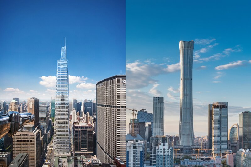One Vanderbilt and CITIC Tower Selected as MIPIM Awards Finalists
