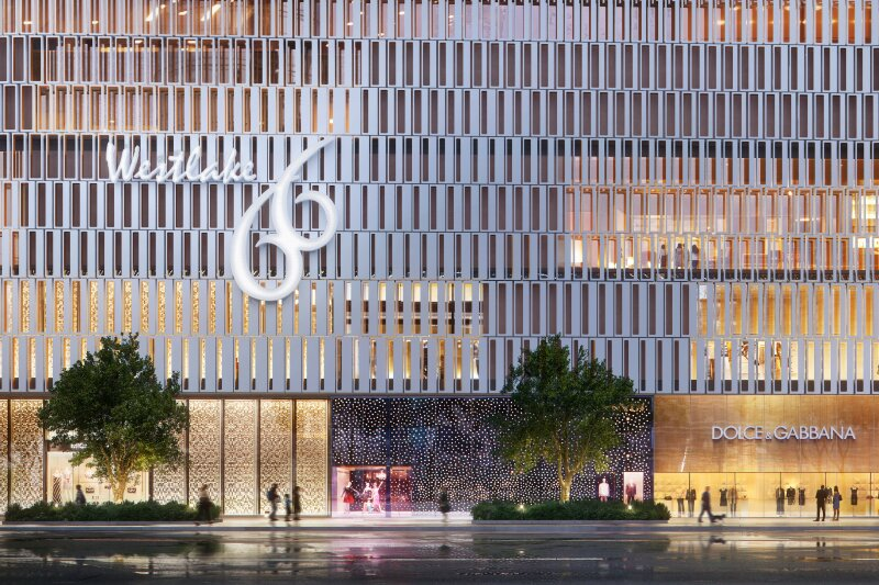 KPF-Designed West Lake 66 Breaks Ground in Hangzhou