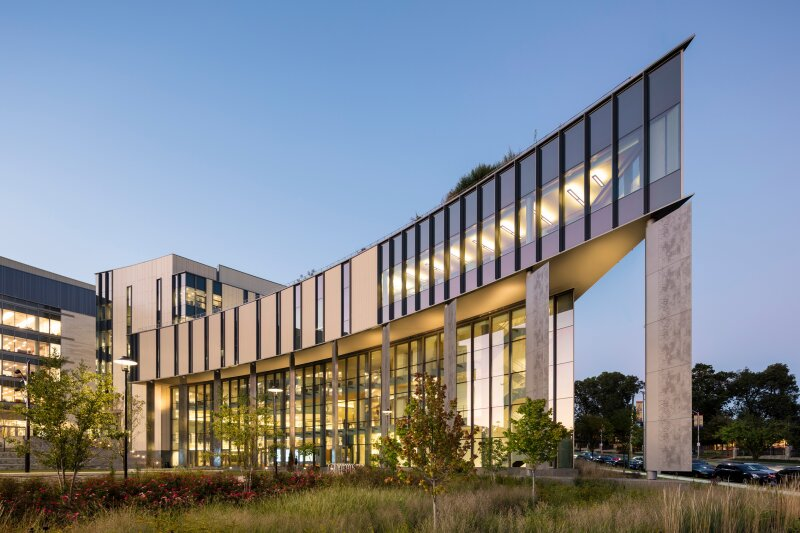 Earl G. Graves School of Business & Management Building Wins AIA Baltimore Excellence in Design Award