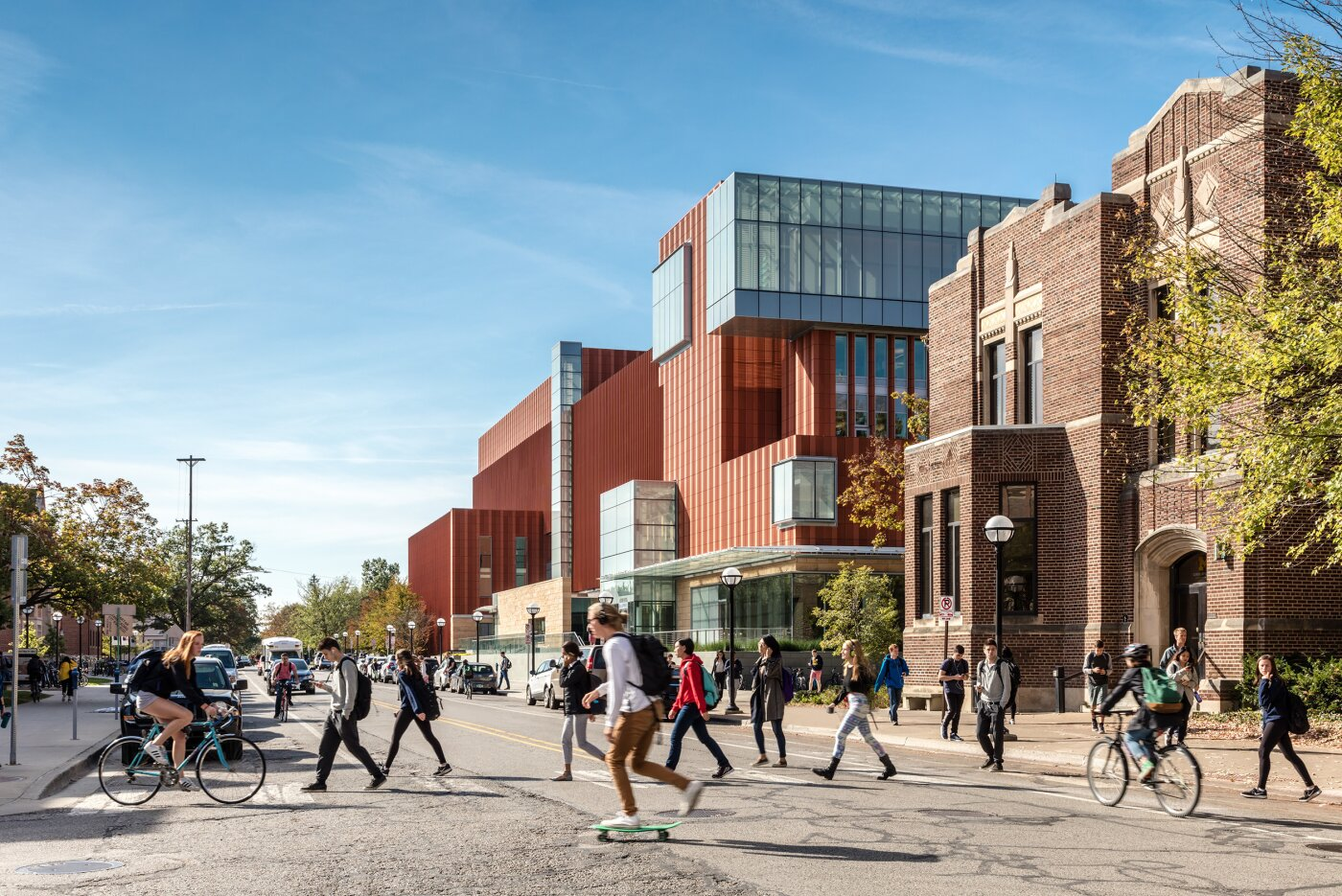 Stephen M. Ross School of Business / Ann Arbor, MI, USA